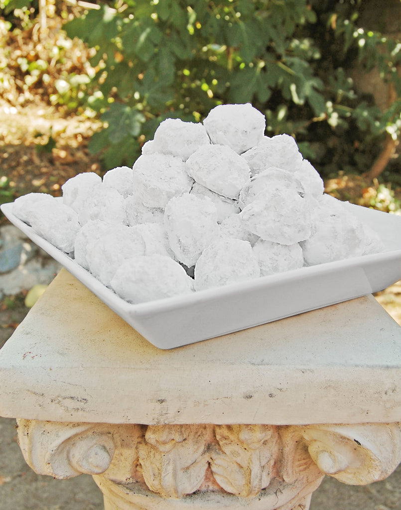 Throw Me A Wedding Shower (Mexican Wedding Cookies)