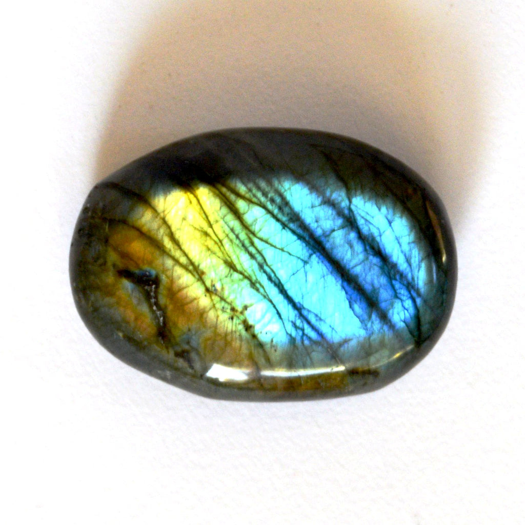 Labradorite Palm Size Pebble