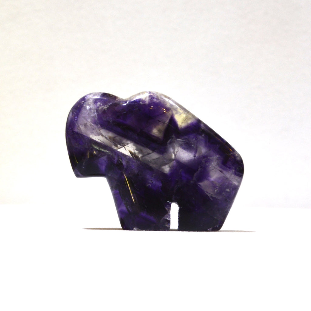 Iiniwa the Fluorite Buffalo
