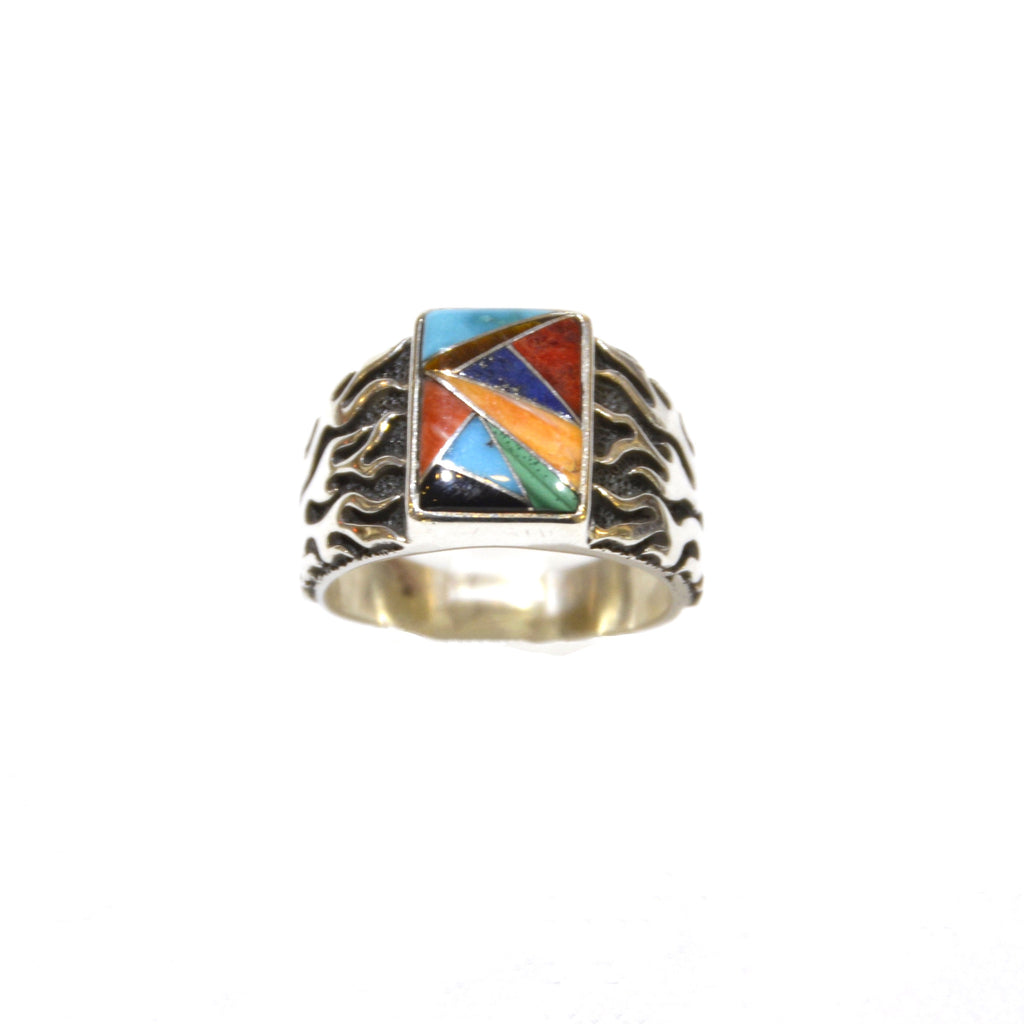 The Flame Custom Ring