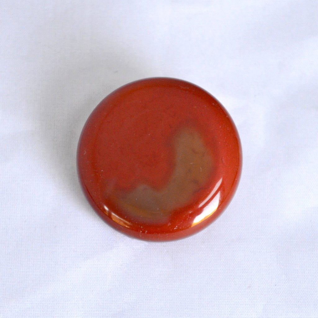 Red Sky Carnelian Stacking Stone