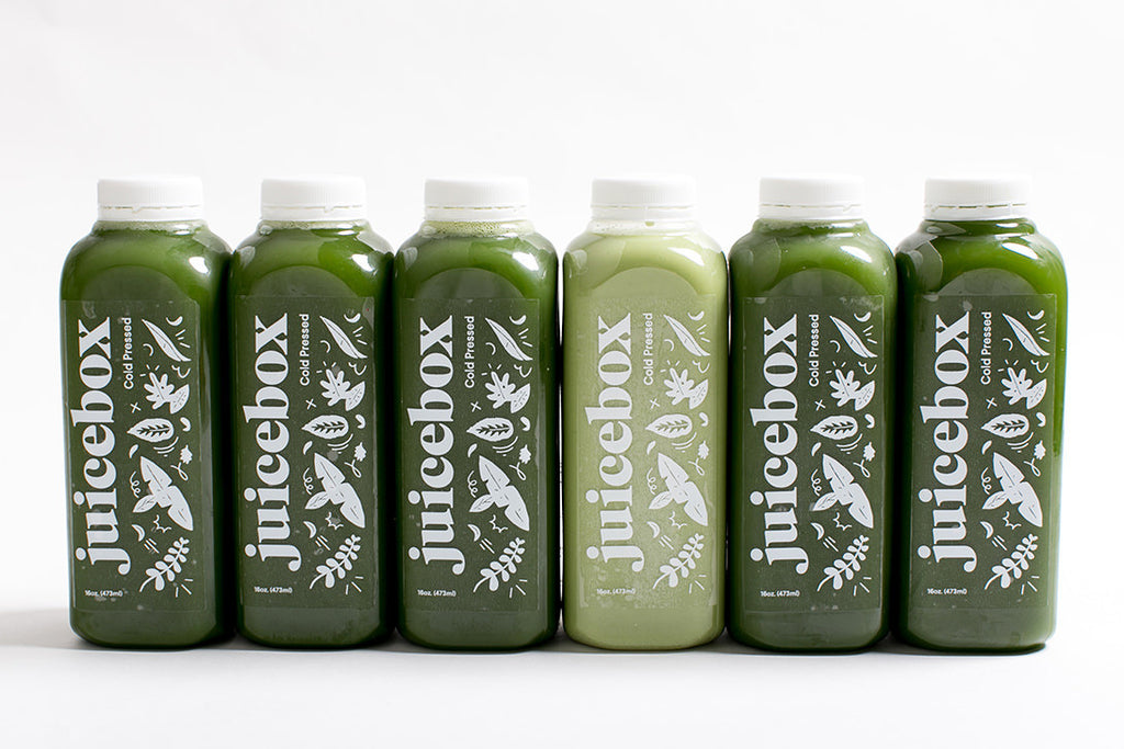 1-day all green cleanse