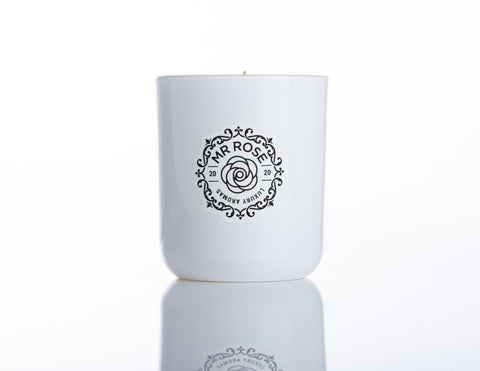 Mr Rose - Tomato Plant Candle