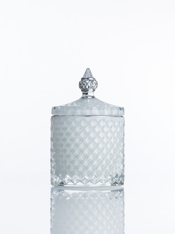 Mr Rose - Luxury Glass Candle
