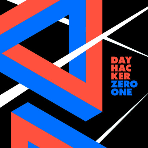 Day Hacker Zero One Album Cover