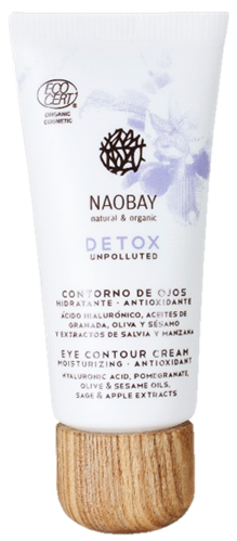 Detox Eye Contour Cream Naobay