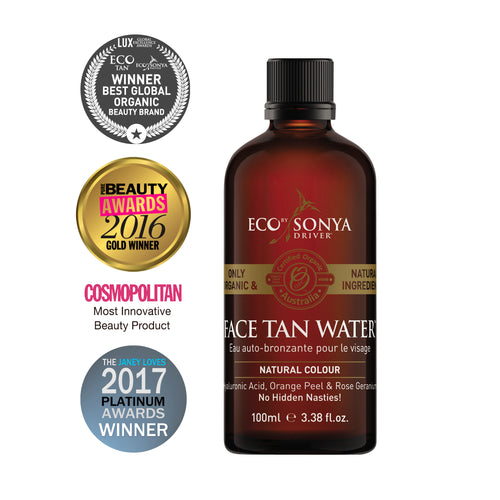 Eco Tan Face Tan Water Eco By Sonya
