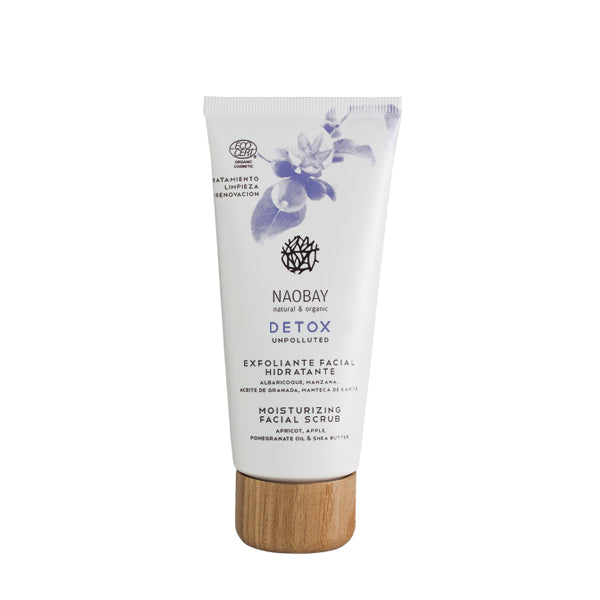 Moisturizing Facial Scrub 100ml