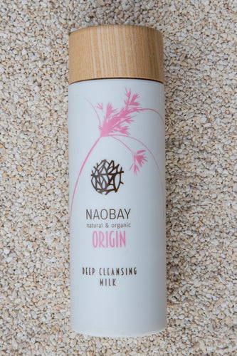 Deep Cleansing Milk Naobay