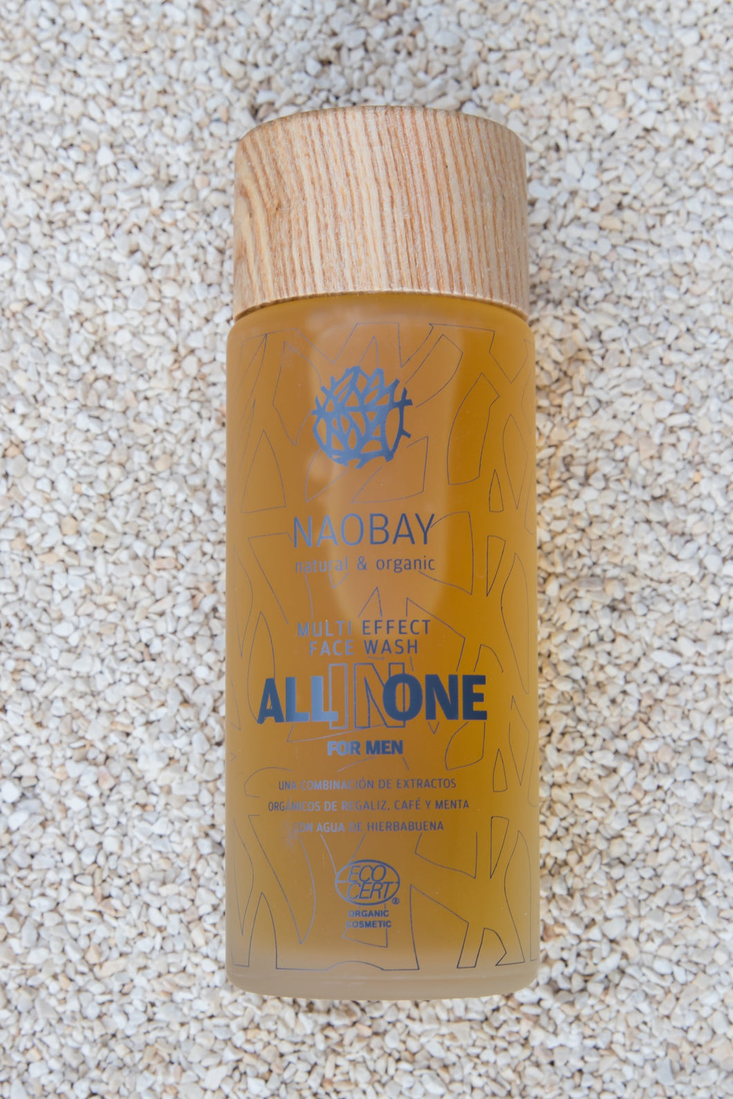 All in One Face Wash For Men Naobay