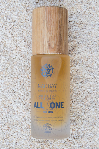 All in One Face Cream For Men Naobay