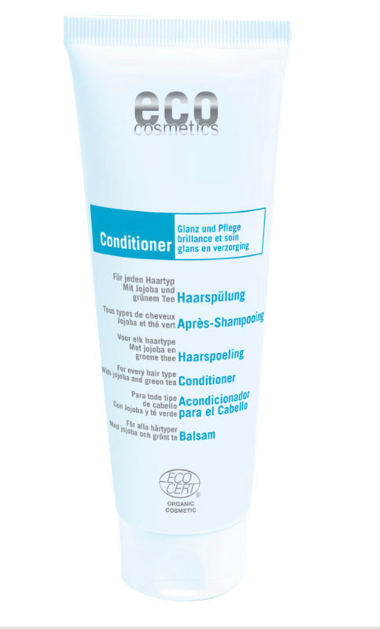 ECO cosmetics Conditioner met Jojoba en Groene Thee
