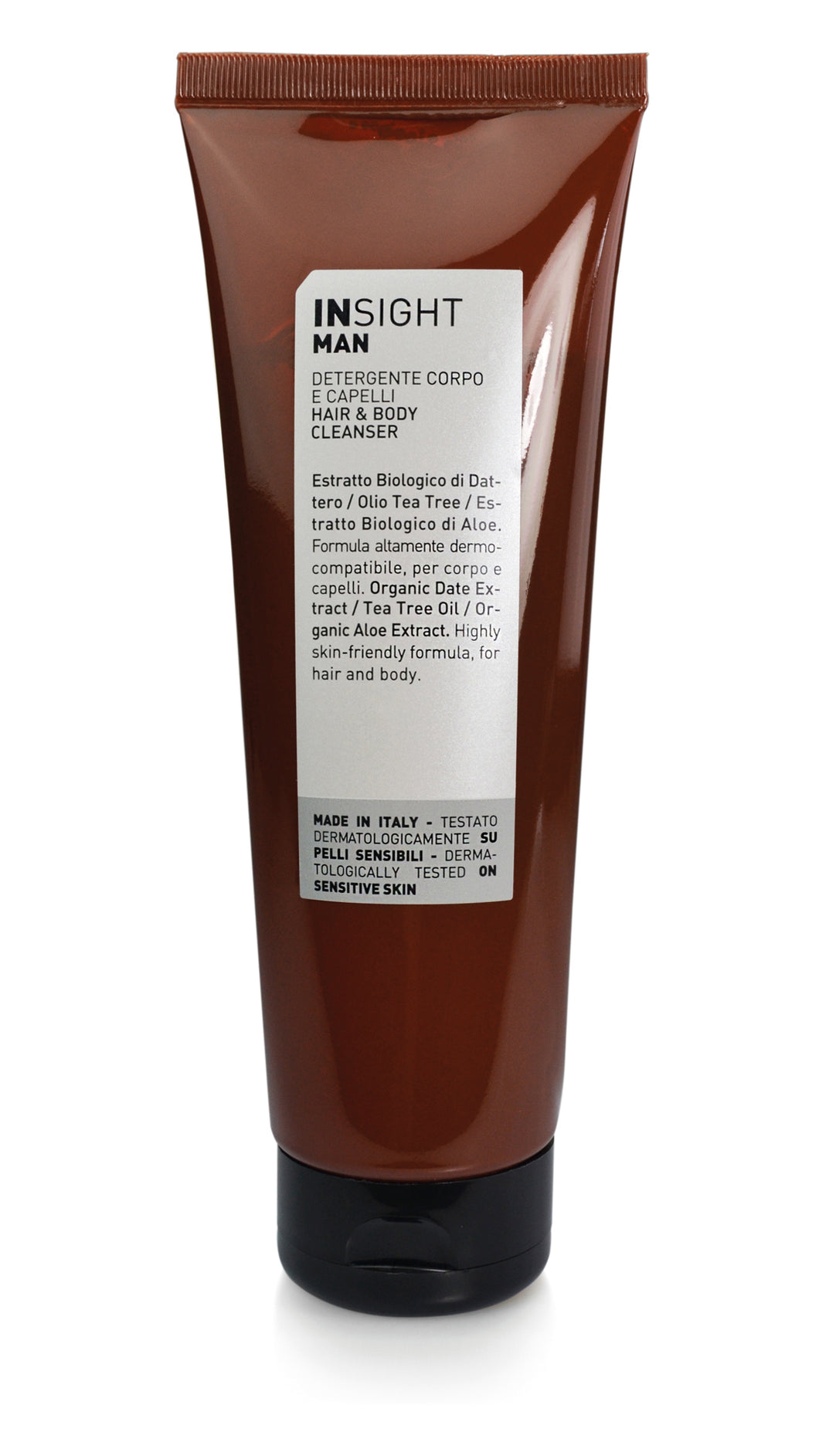 Hair and Body cleanser For Men