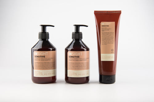 Sensitive Skin Shampoo Insight