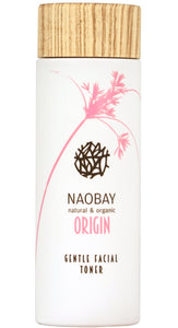 Origin Gentle Facial Toner Naobay