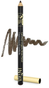 Certified Organic Brow Pencil Dark Brunette