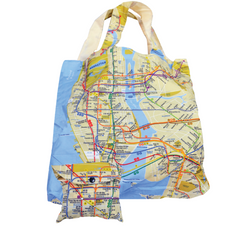 MTA SHOPPING TOTE BAG