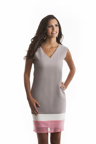 Tiana Triple Toned Dress