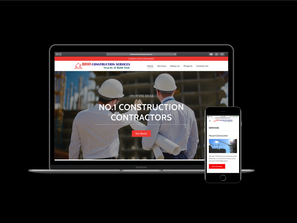 Brio Construction Services