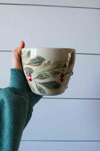 Holiday Mug Collaboration with Lindsey La Valle