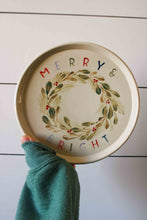 Load image into Gallery viewer, Holiday Cookie Plate Collaboration with Lindsey La Valle