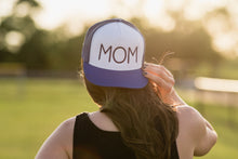 Load image into Gallery viewer, MOM Trucker Hat