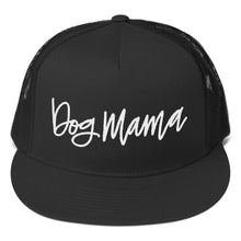 Load image into Gallery viewer, Dog Mama Trucker Hat