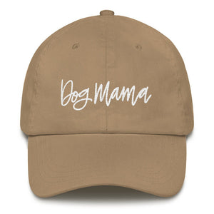 Dog Mama Dad Hat Style