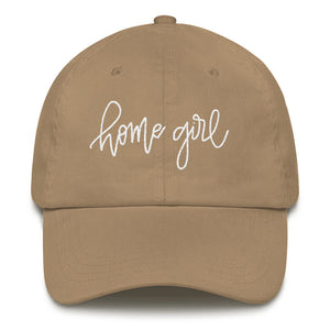 Home Girl Dad hat