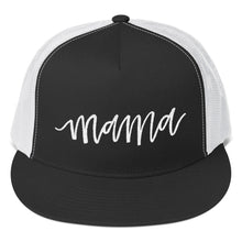 Load image into Gallery viewer, Mama  Trucker Hat