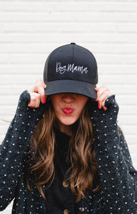 Dog Mama Trucker Hat