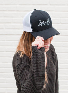 Home Girl Trucker Hat