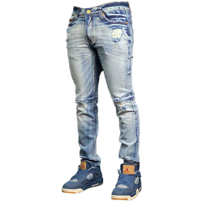 Shark Tooth Jeans - Elite Premium Denim
