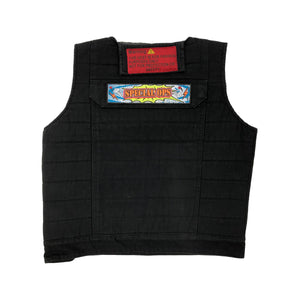 """Chief"" Fashion Vest - Elite Premium Denim"