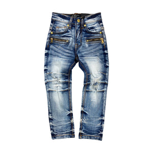 Laser Tag Kids Jeans - Elite Premium Denim