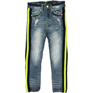 Lime Light Kids Jeans - Elite Premium Denim