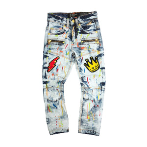 Oriel Crown Kids Jeans - Elite Premium Denim