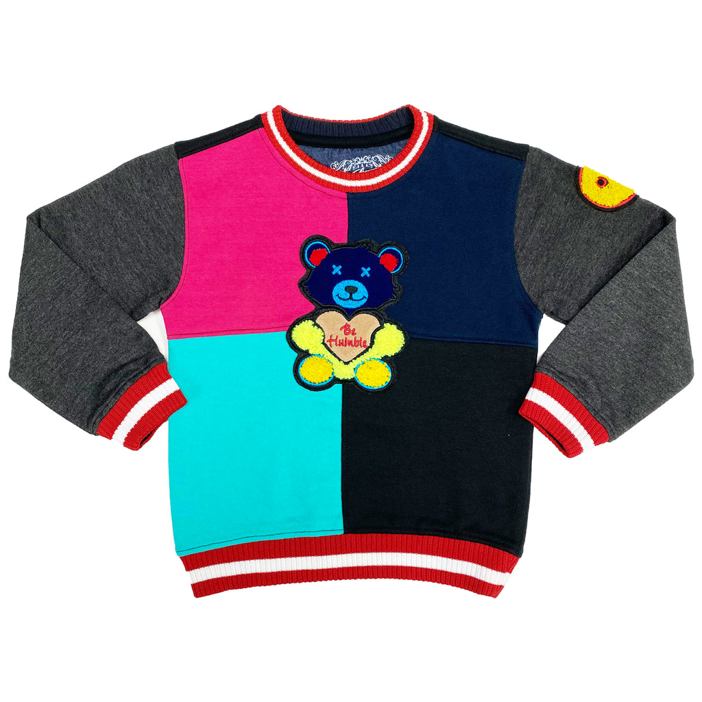 Carnival II Kids Sweatshirt - Elite Premium Denim