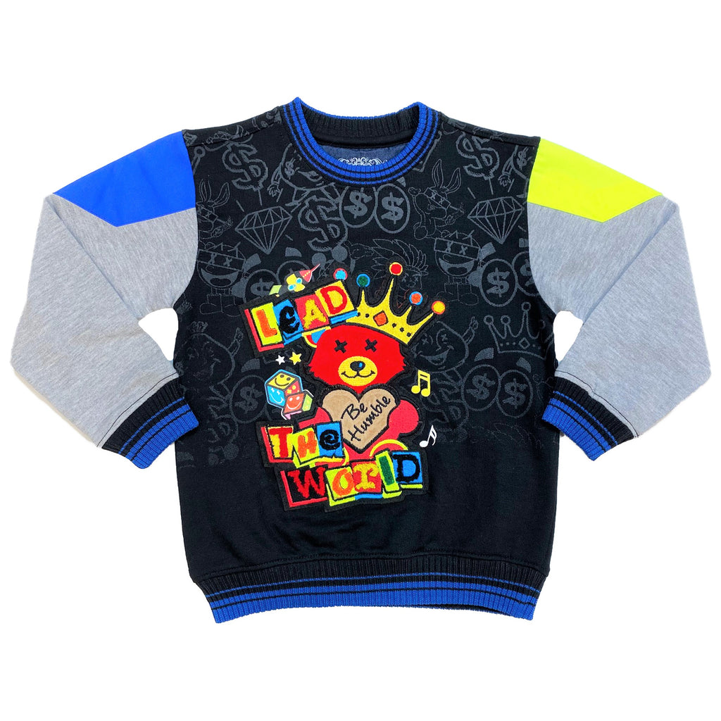 Lagoon Kids Premium Sweatshirt - Elite Premium Denim