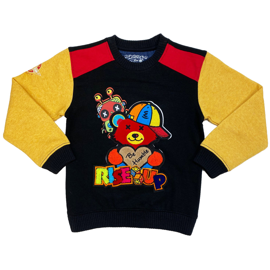 Sleek Kids Premium Sweatshirt - Elite Premium Denim