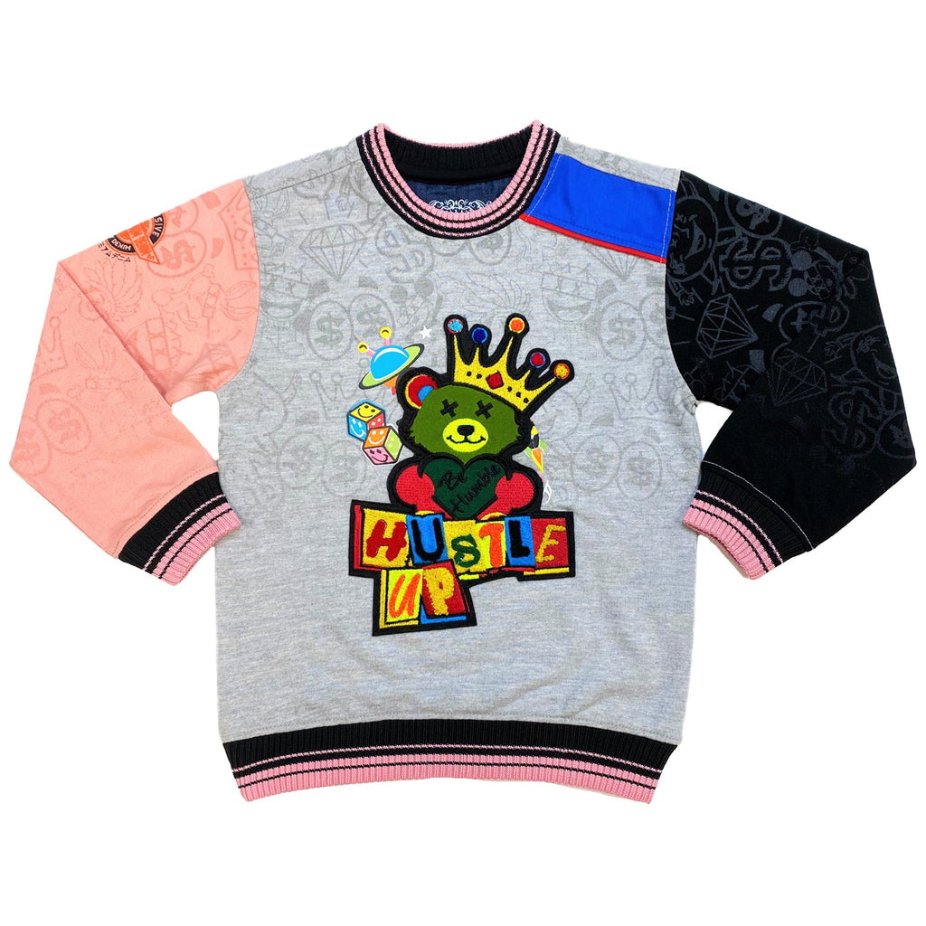 Coral Kids Premium Sweatshirt - Elite Premium Denim