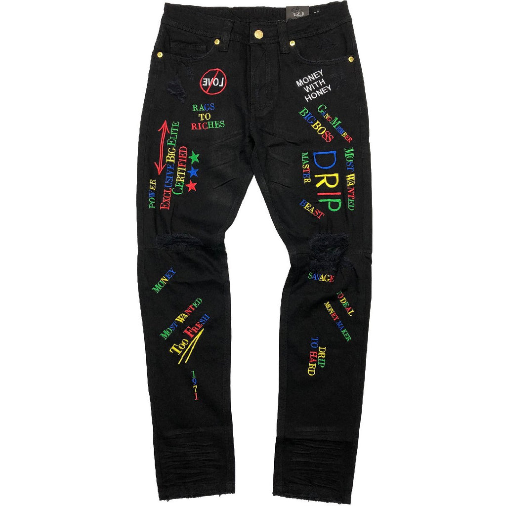 """Chief"" Jeans - Elite Premium Denim"