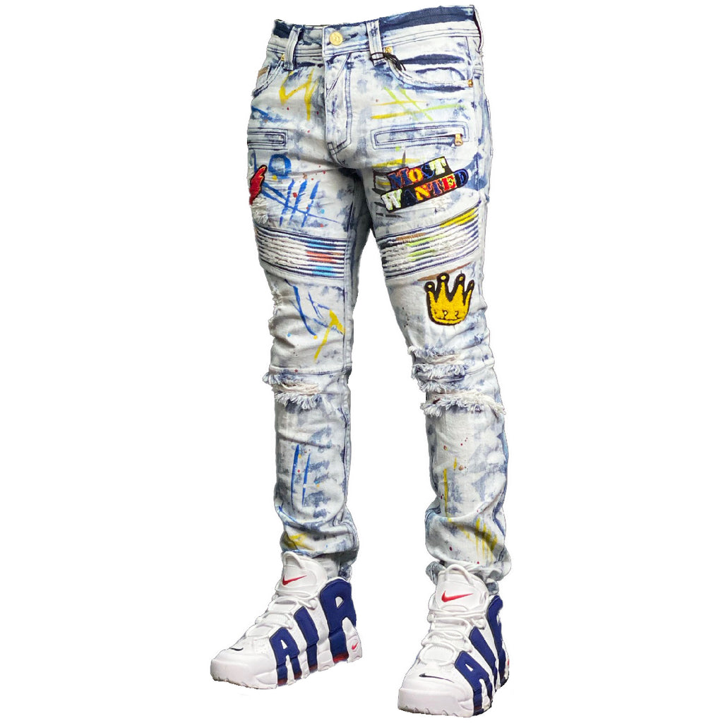 Crown Jeans - Elite Premium Denim