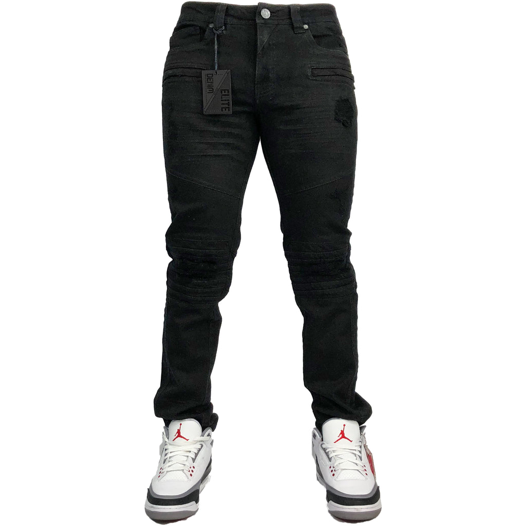 Black Diamond III Jeans - Elite Premium Denim