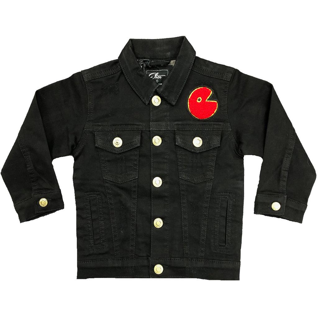 Black Moon Kids Denim Jacket