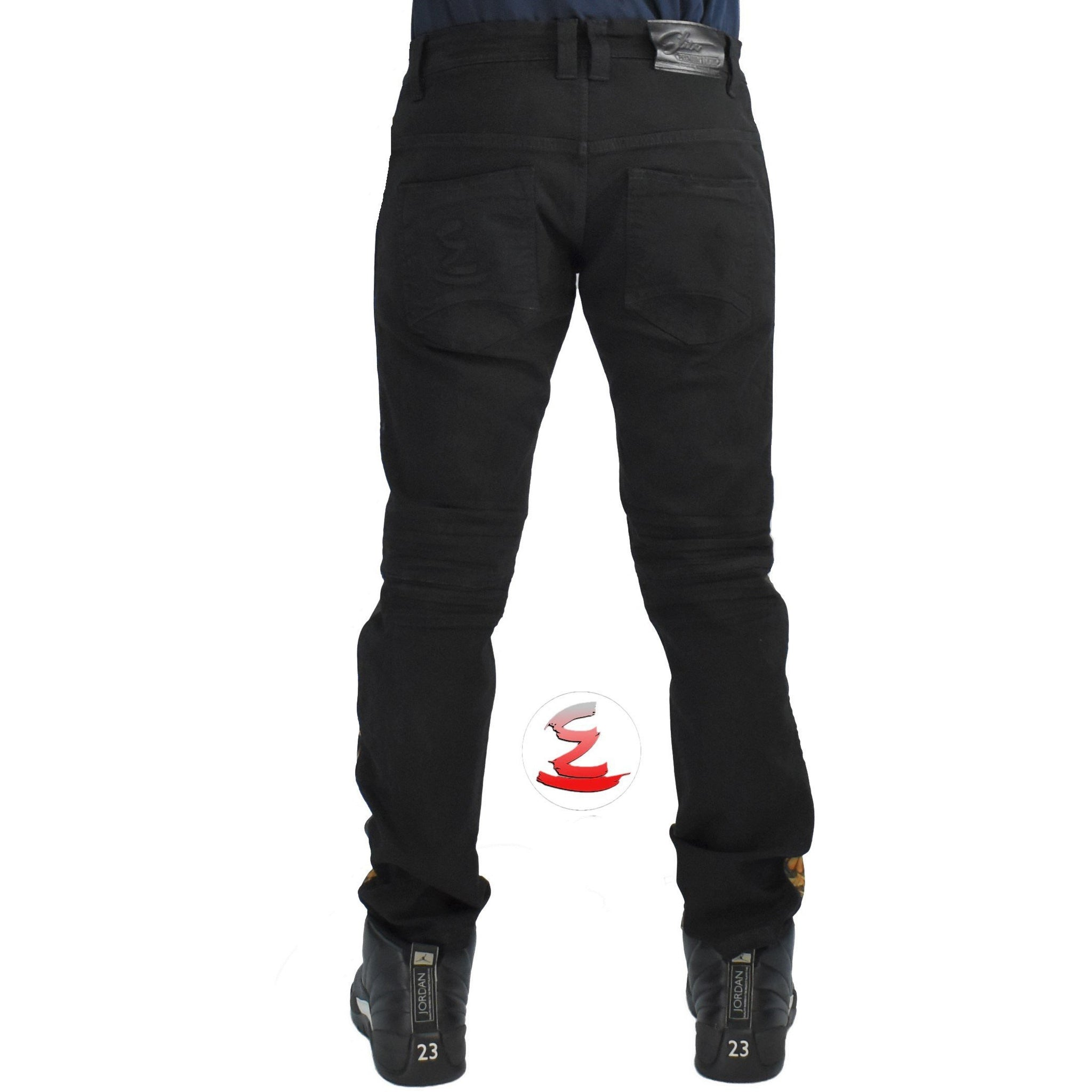 Black Tamer Jeans - Elite Premium Denim