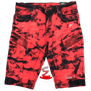 Red Bull III Shorts - Elite Premium Denim