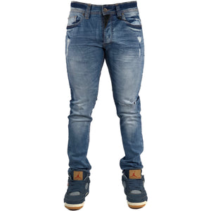 River Flow Premium Skinny Jeans - Elite Premium Denim