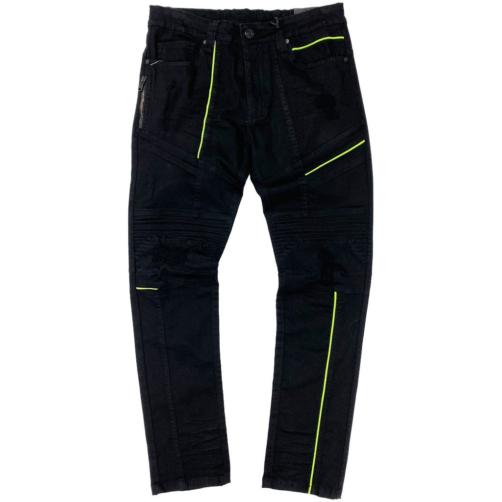 UnderCover Lime Jeans