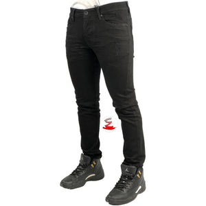 Black Trend Skinny Jeans - Elite Premium Denim